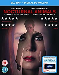 Nocturnal Animals (Blu-ray + Digital Download) [2016]