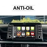 Kia Picanto Rio 17,8cm Protection d'écran en Verre de Navigation, Lfotpp [Verre...