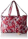 Oilily Damen Enjoy Shopper Xlhz Henkeltasche, Rot (Dark Red), 20x31x46 cm