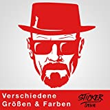 Sticker Genie Heisenberg - Walter White