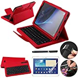 Best KB Covers keyboard cover - Galaxy Tab A 10.1 Keyboard Case with Screen Review