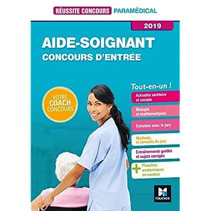 Réussite Concours Aide-soignant - AS - Entrée en IFAS 2019 - Préparation Complète