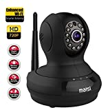 [UPGRADED] MAISI HD 1MP Wireless Security IP Camera - Best Reviews Guide