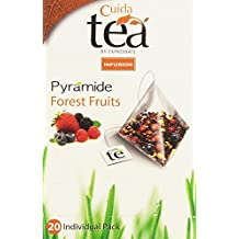 Cuida Tea - Infusión - Frutas del bosque - 20 bolsitas