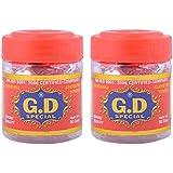 G.D Asafoetida Powder(50g Jar)(PACK OF 2)