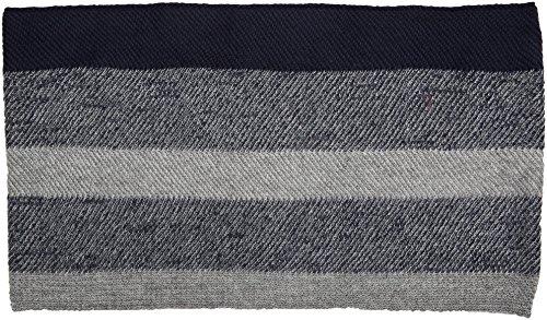 s.Oliver Herren Schal 7S795917006, Blau (Blue Stripes 59G1), One Size - 2