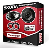 Best Car Door Speakers - Skoda Fabia Front Door Speakers Pioneer Car Speakers Review