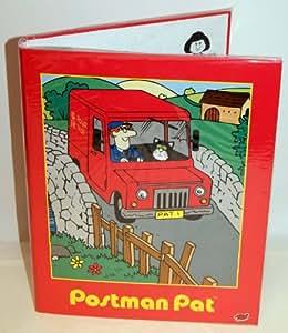 Postman Pat Ring Binder / Folder