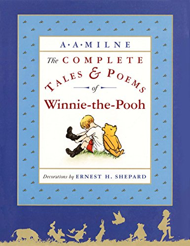The Complete Tales and Poems of Winnie-The-Pooh/Wtp por A. A. Milne