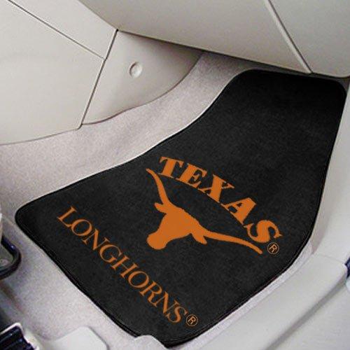 FANMATS Autoteppiche Collegiate University of Texas, 2-teilig -