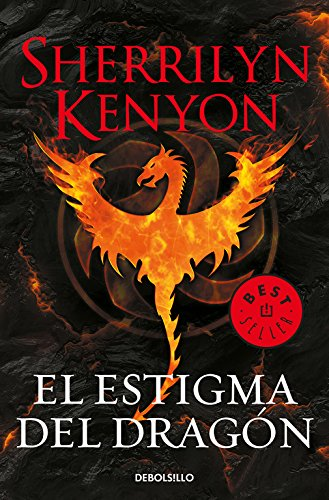 El estigma del dragón (Cazadores Oscuros 25) (BEST SELLER) por Sherrilyn Kenyon