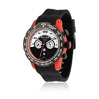 Bultaco H1PO48CSW1 - Reloj Unisex Negro de Bultaco