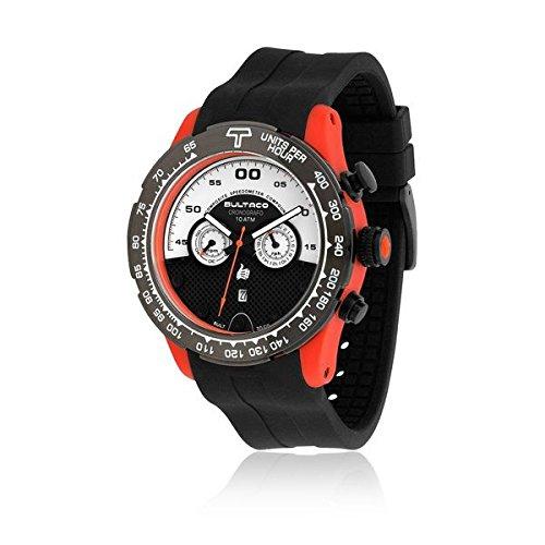 Bultaco H1PO48CSW1 - Reloj Unisex Negr
