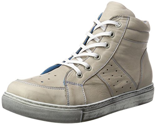 Andrea-Conti-Damen-0343444-High-Top-Grau-Taupe-39-EU