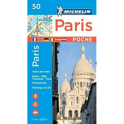 Paris 1:10.000: Stadtplan 1:20.000