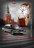 Vostok Europe GAZ 14 Limousine Automatik Herrenuhr 5601058 - 5