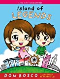 Island of Legends (Lion City Adventures, Band 3)