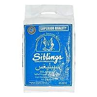 Siblings Premium Jasmine Rice - 5 kg (White)