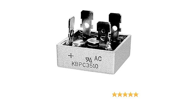 Brückengleichrichter Kbpc 3510 35a Elektronik