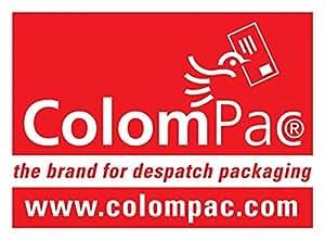 COLOMPAC LU-PO-PAC Distributeur Film bulle d'air largeur: 300 mm x 50 m