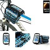 Fahrrad Rahmentasche für Allview P6 Energy Lite,