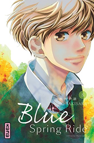 Blue spring ride Vol.8 par SAKISAKA Io