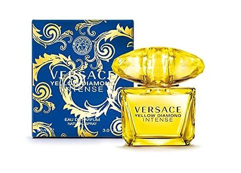 GIANNI VERSACE Yellow Diamond Int EDP Vapo 90 ml, 1er Pack (1 x 90 ml)