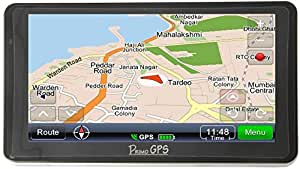 PG723G - 7 inch GPS Car Navigator Tablet with MapMyIndia Maps