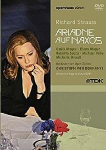 Strauss: Ariadne Auf Naxos (Orchester der Oper Zürich - Christoph von Dohnanyi)