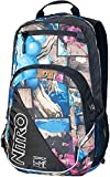 Nitro Lection Backpack Multi-Coloured Dome One Graphitti