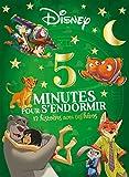 DISNEY - 5 Minutes pour s'endormir - Les Grands Classiques