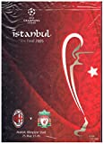 Liverpool FC V AC Milan MINT Programme UEFA Champions League Cup Final 2005