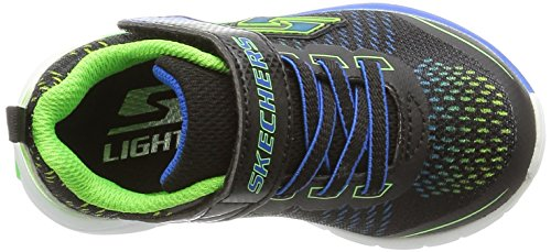 Skechers Jungen Erupters Ii Lava Arc Low-Top Blue / Black / Lime
