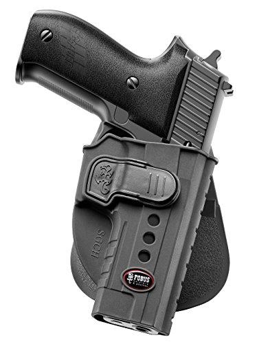 Fobus holster Gürtel halfter Trigger Guard Locking System für Sig Sauer P226, P227, P220 - alle Kaliber (Pistole Swat-team)