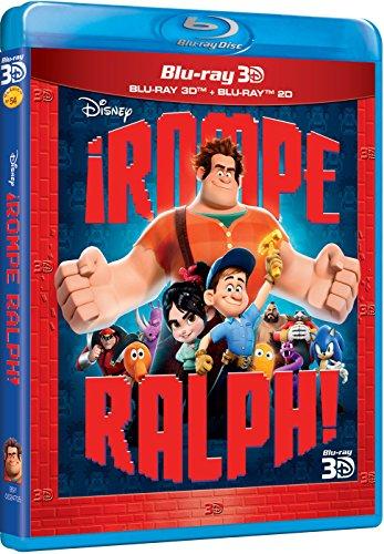 ¡Rompe Ralph! (Blu-ray 3D) [Blu-ray] 51h9DGm7IML