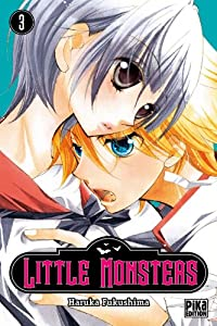 Little Monsters Edition simple Tome 3
