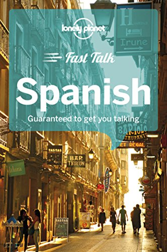 Lonely Planet Fast Talk Spanish (Phrasebook) por Lonely Planet