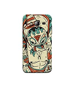 Kaira High Quality Printed Designer Soft Silicone Back Case Cover For Samsung Galaxy On7 (2015)(31008_art)