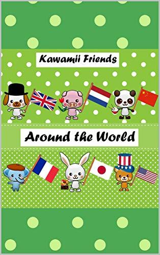 Around the world: Um livro infantil ilustrado - Inglês para ...