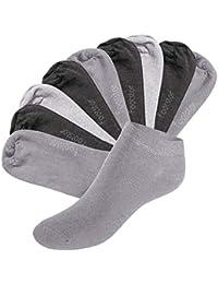 Footstar Herren & Damen Sneaker Socken (10 Paar), Kurze Sportsocken aus Baumwolle - Sneak It!