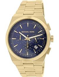 8ff93a4cd5145 Michael Kors Reloj analogico para Hombre de Cuarzo con Correa en Acero  Inoxidable MK8338