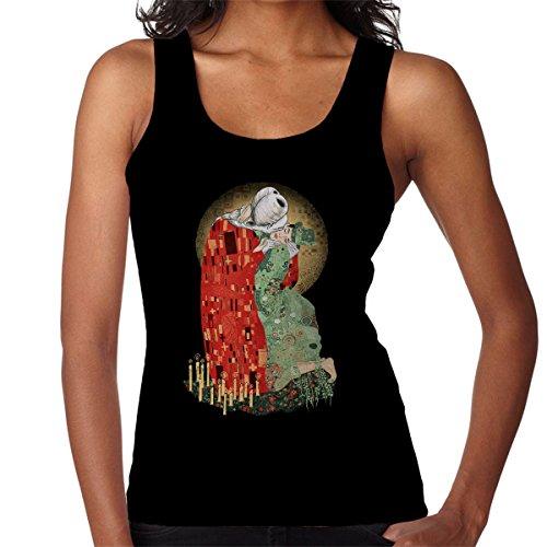 Dracula The Bloody Kiss Women's Vest Black