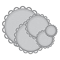 Spellbinders Nestabilities Decorative Elements Dies-Lacey Circles