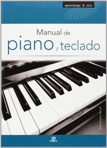 Manual de Piano y Teclado (Aprendizaje y Ocio)