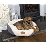 Banbury & Co Luxury Small Cosy Cat/Dog Bed, Small 7