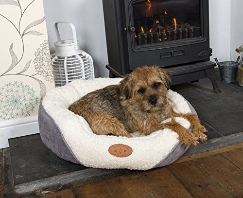 Banbury & Co Luxury Small Cosy Cat/Dog Bed, Small 3