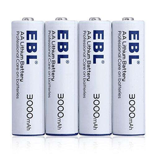 Gute Batterien.