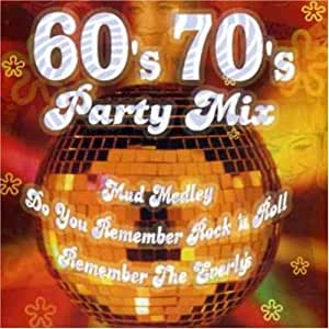 60's & 70's Party Mix [Import allemand]