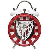 CYP Imports RD-31-AC Reloj Despertador Campanas, Diseño Athletic Club Bilbao