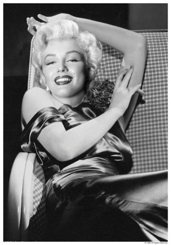Empire Merchandising 632203 - Póster de Marilyn Monroe (68 x 98 cm)